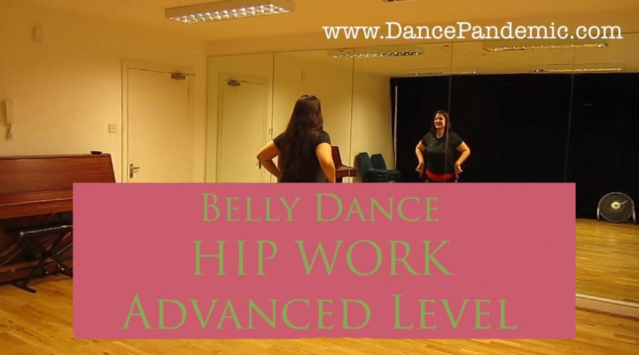 Hip Work Advanced Level Video Tutorial