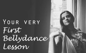 Your Very First Bellydance Lesson