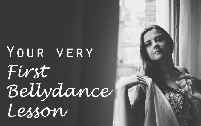 Your Very First Belly Dance Lesson – for FREE!