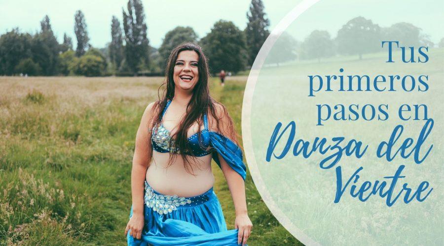 Primeros pasos en danza del vientre