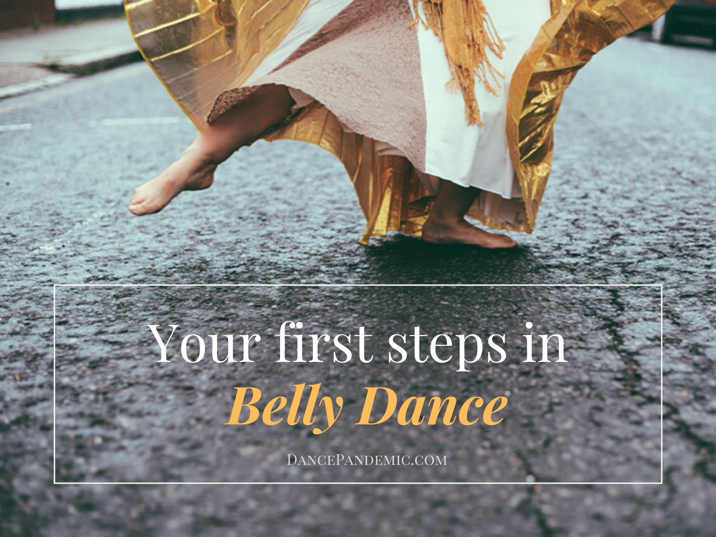 belly dance your first steps